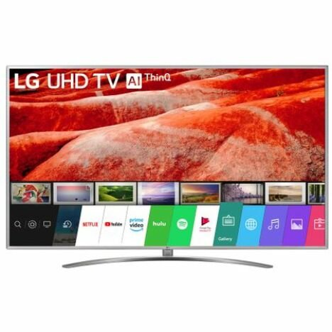 LED TV SMART LG 75UM7600PLB 4K UHD
